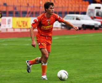 Cebotaru marchează un gol important în campionatul Rusiei