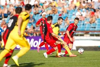 Zaria și Sheriff s-au calificat în finala Cupei Moldovei la fotbal