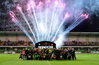 Sheriff a spulberat-o pe Zaria în finala Cupei Moldovei