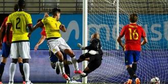 Falcao, deasupra tuturor! E cel mai bun marcator din istoria Columbiei, grație golului cu Spania