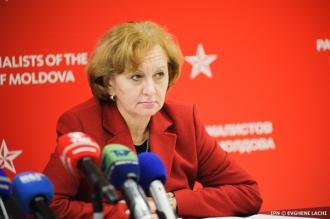 Zinaida Greceanîi a felicitat partenerii și colegii cu ocazia Zilei Rusiei