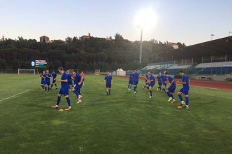 Naționala de tineret a învins San Marino