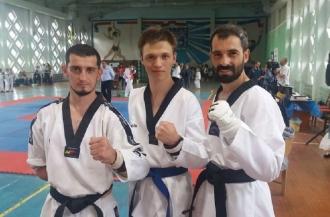 Moldova s-a clasat pe primul loc în Campionatul de Para Taekwondo