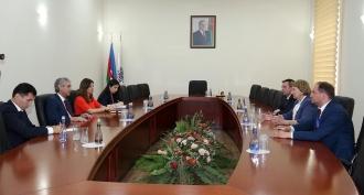 PSRM va semna un acord de cooperare cu Partidul pro-prezidențial din Azerbaidjan