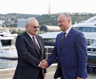 Majorarea schimbului comercial-economic între Moldova și Azerbaidjan, pe agenda Președintelui