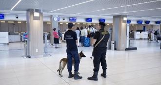 Alertă falsă cu bombă pe Aeroportul Internațional Chișinău