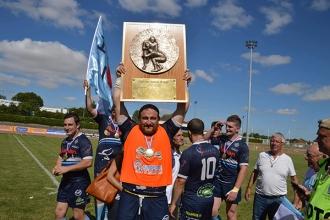 Victor Leon a devenit campion în liga a treia a Franței