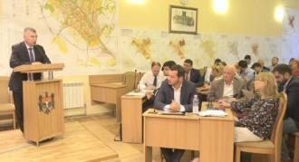 Adrian Talmaci, numit secretar interimar al Consiliului Municipal Chișinău