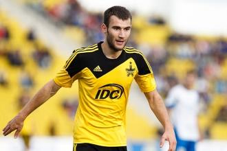 Radu Gînsari va juca în campionatul Israelului