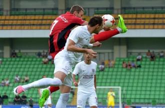 Zaria s-a calificat dramatic în turul doi preliminar al Ligii Europa