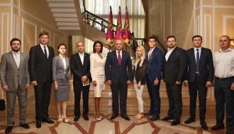 """În premieră, 400 de tineri din Moldova vor participa la Festivalul Mondial al Tineretului și Studenților """"SOCI 2017"""""""
