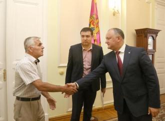 Adoptarea pachetului de legi cu privire la Găgăuzia, subiect de discuție la Președinție