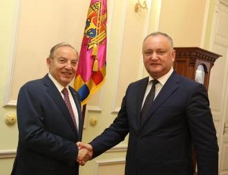 Potențialul investițional în economia Moldovei pentru mediul de afaceri turc, discutat la Președinție