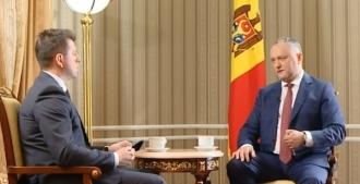 Președintele RM: Sistemul politic prezidențial este singura soluție pentru a scoate țara din impasul politic și social-economic