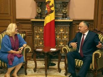 Moldova va contribui plenar ca mandatul preşedinţiei austriece a OSCE să fie de o maximă eficiență
