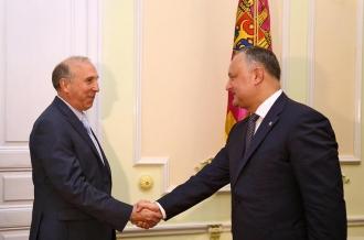 Dodon: Trecerea la sistemul mixt - o nouă etapă în istoria modernă a Moldovei