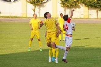 Milsami a urcat pe podium în Divizia Națională