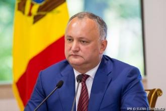 Igor Dodon: Dmitri Rogozin și-a confirmat vizita la Chișinău