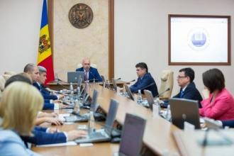 Executivul a aprobat Cadrul bugetar pe termen mediu pe anii 2018-2020