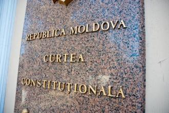 Curtea Constituțională respinge organizarea referendumului consultativ propus de Președintele țării
