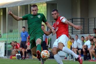Milsami a urcat pe primul loc în Divizia Națională