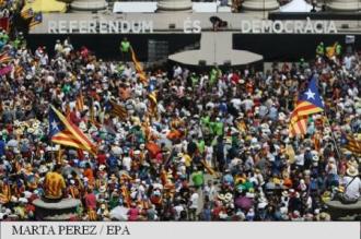 Spania: Curtea Constituțională suspendă accelerarea pregătirilor pentru referendumul de independență a Cataloniei