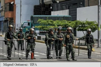 Venezuela: Un mort și un rănit grav în urma atacului asupra unei baze militare