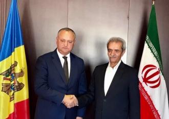 O delegație a oamenilor de afaceri din Iran vor vizita Republica Moldova pînă la finele acestui an
