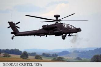Israel: Un elicopter militar s-a prăbușit; pilotul a murit iar copilotul este grav rănit