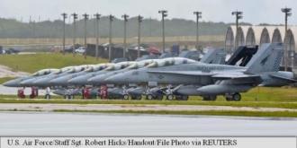 Coreea de Nord analizează ideea unei lovituri asupra insulei americane Guam