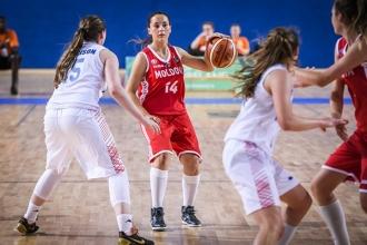 Naționala de baschet a pierdut și meciul cu Macedonia