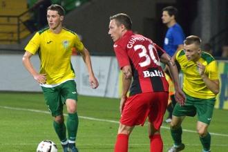 Zimbru a urcat pe locul 5 în Divizia Națională
