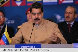 Președintele Venezuelei ordonă exerciții militare după amenințările americane