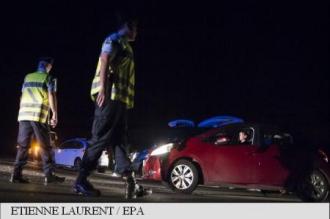 Un automobil a intrat într-o pizzerie de lângă Paris; o fetiță a fost ucisă, nu a fost atentat