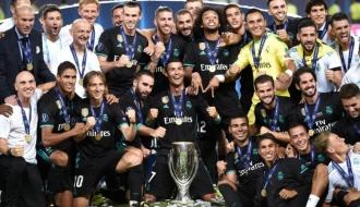 Real Madrid - Barcelona 2-0. Campioana câștigă și Supercupa