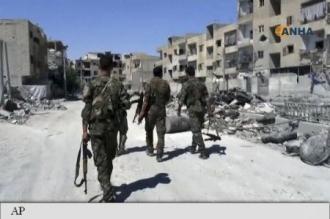 Siria: 59 de civili uciși în trei zile la Raqqa, în raiduri ale coaliției