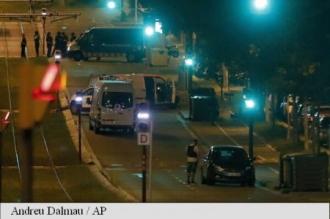 Teroriști uciși la sud de Barcelona; poliția suspectează o legătură cu atentatul de joi