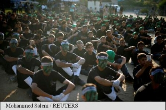 Fâșia Gaza: 120.000 de tineri au participat la taberele de antrenament ale mișcării Hamas