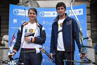 Olaru și Mîrca s-au calificat în runda următoare la Universiada Mondială