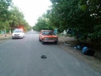 Un cărucior, spulberat pe un drum din ștefan Vodă; bebelușul de doar 4 luni a murit în drum spre spital