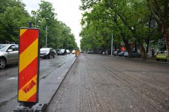 Reconstrucția bulevardului Ștefan cel Mare din Capitală trebuie să fie finalizată până de Ziua Independenței