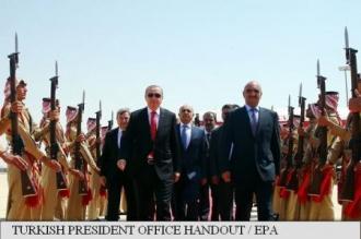 Orientul Mijlociu: Turcia și Iordania se pronunță pentru negocieri