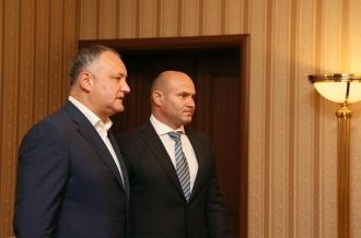 Președintele țării, Igor Dodon are un nou consilier