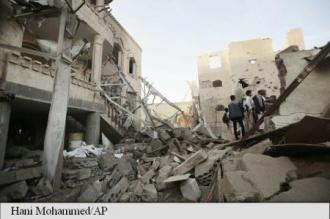 Yemen: Cel puțin 30 de morți într-un atac aerian în nordul capitalei Sanaa