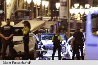 Statul Islamic amenință Spania într-o înregistrare video și îi laudă pe autorii atentatelor din Catalonia