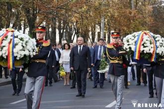Igor Dodon: În cei 26 de ani, Moldova a trecut prin multe încercări și provocări
