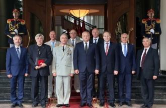 Distincții de stat cu ocazia aniversării a 26-a a Zilei Independenţei Republicii Moldova