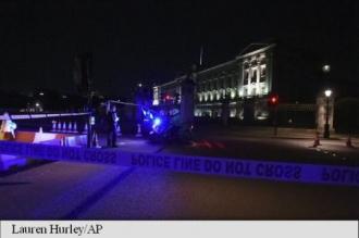 Atac în fața Palatului Buckingham: O a doua persoană a fost arestată în cadrul anchetei