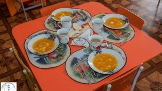 Nereguli în alimentația copiilor din grădinițe