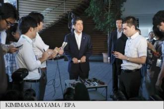 Donald Trump și premierul Shinzo Abe au convenit să